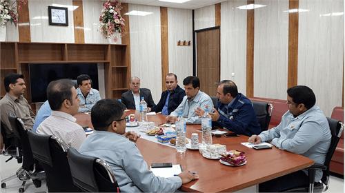 جلسه شورای هماهنگی روابط عمومی های هُلدینگ فولادخوزستان